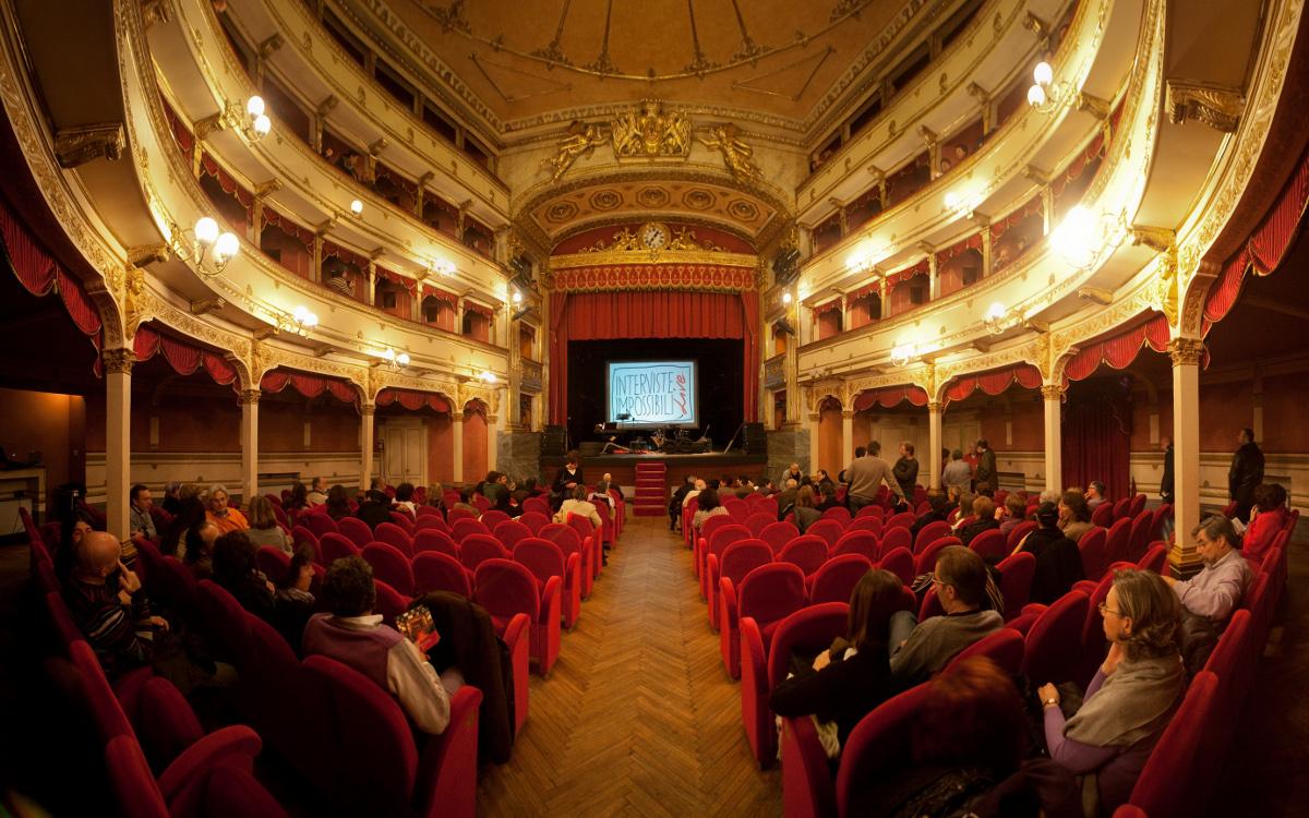Comune di cuneo portale istituzionale teatro toselli - La finestra sul teatro ...